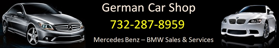 how to say car service in german